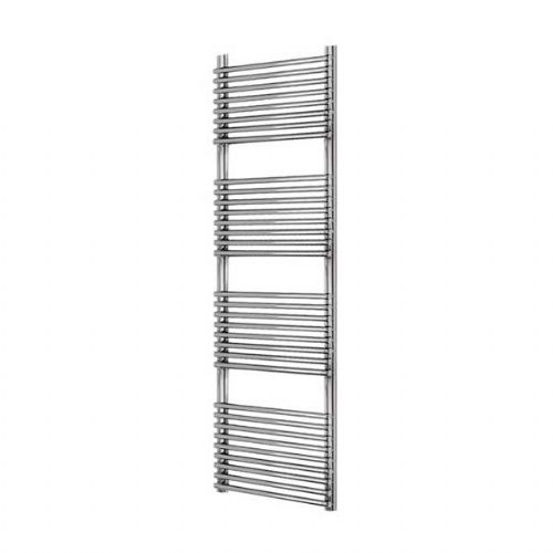 Abacus Elegance Strato Tube On Tube Towel Rail - 1700mm x 480mm - Chrome